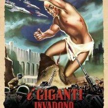 I giganti invadono la Terra: la locandina del film