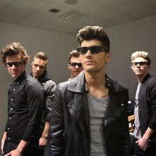 One Direction: This is Us, gli 'One Direction' in una scena