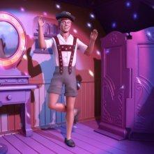Toy Story 3 - La grande fuga: Ken impegnato nella sua sfilata