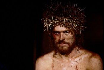 Willem Dafoe è Gesù ne L'ultima tgentazione di Cristo di Scorsese