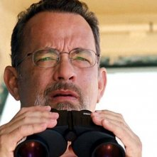 Captain Phillips: Tom Hanks scruta l'orizzonte nella prima immagine del film