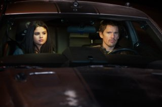 Getaway: Selena Gomez ed Ethan Hawke nel film