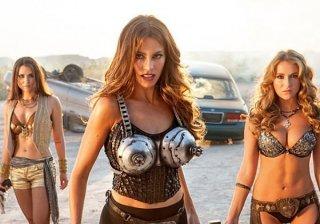 Machete Kills: le minacciose Alexa Vega, Sofia Vergara ed Elle LaMont