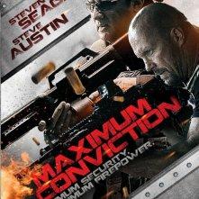 Maximum Conviction: la locandina del film