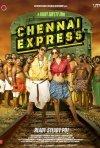 Chennai Express: la locandina del film