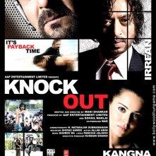 Knock Out: la locandina del film