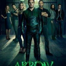 Arrow: un poster della stagione 2
