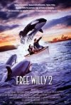 Free Willy 2: la locandina del film
