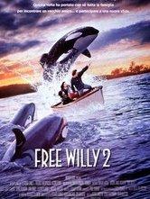 Free Willy 2: la locandina del film