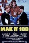 Mak pigreco 100: la locandina del film