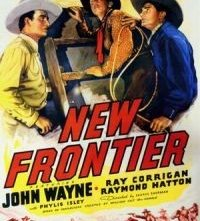 Nuove frontiere: la locandina del film
