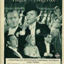 Viktor und Victoria: la locandina del film