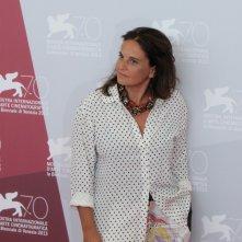 Emma Dante alla Mostra di Venezia 2013 con Via Castellana Bandiera