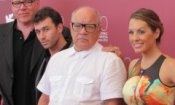 The Canyons a Venezia 2013: il photocall del film di Paul Schrader