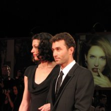 Venezia 2013 -  James Deen, protagonista di The Canyons sul  tappeto rosso