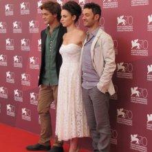 Il terzo tempo: Lorenzo Richelmy, Enrico Maria Artale e Margherita Laterza portano il film a Venezia 2013