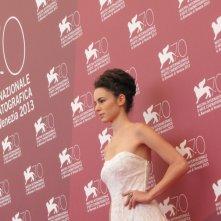 Mostra di Venezia 2013 - Margherita Laterza presenta il film Il terzo tempo