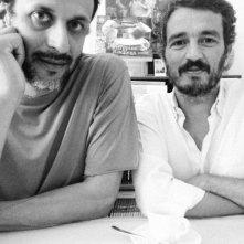 Bertolucci on Bertolucci: i registi Luca Guadagnino e Walter Fasano in una foto promozionale