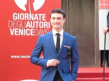 Daniel Radcliffe presenta Giovani Ribelli - Kill Your Darlings a Venezia 2013, per le Giornate degli Autori