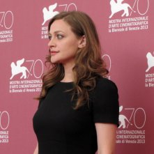 Miss Violence: una delle attrici del film a Venezia 2013