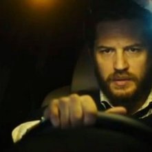 Locke: Tom Hardy in una scena tratta dal film