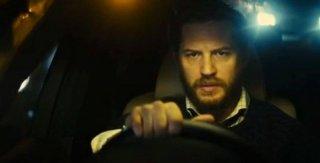 Locke: Tom Hardy in una scena tratta dal film