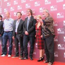 Venezia 2013: il regista, i produttori e il cast di The Zero Theorem