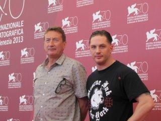 Venezia 2013 - Tom hardi e Steven Knight presentano 'Locke' alla Mostra del Cinema