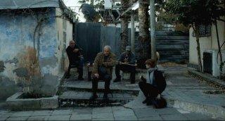 Ana Arabia: Yuval Scharf con gli abitanti della corte araba di Giaffa