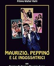 Maurizio, Peppino e le indossatrici: la locandina del film