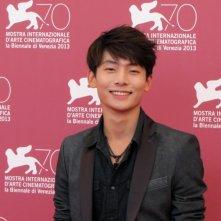 Moebius: Seo Young-ju presenta il film alla 70esima Mostra di Venezia, nel 2013