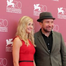 Still Life: Eddie Marsan e Joanne Froggatt presentano il film a Venezia 2013