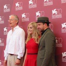 Still Life: Uberto Pasolini, Eddie Marsan e Joanne Froggatt presentano il film a Venezia 2013