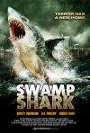 Swamp Shark: la locandina del film