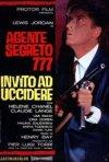 Agente segreto 777 - Invito ad uccidere: la locandina del film
