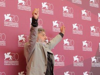 Mostra di Venezia 2013 -  Gianni Amelio presenta L'intrepido