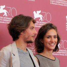 Mostra di Venezia 2013 - Livia Rossi e Gabriele Rendina presentano L'intrepido