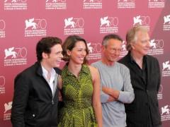 Rebecca Hall, Alan Rickman e Richard Madden a Venezia per Leconte