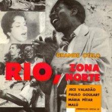 Rio Zona Norte: la locandina del film