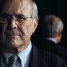 The Unknown Known: un primo piano di Donald Rumsfeld