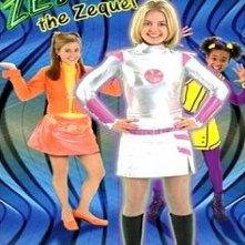 Zenon, la nuova avventura: la locandina del film