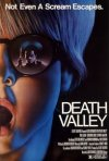 Death Valley - una vacanza nell'estremo terrore: la locandina del film