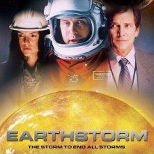 Earthstorm: la locandina del film