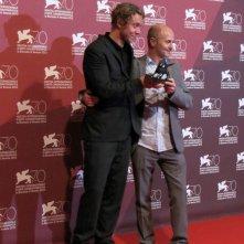 Gli autori Ruin a Venezia 70 con il premio della giuria per Orizzonti: Michael Cody con Amiel Courtin-Wilson