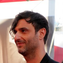 Miss Violence: il regista del film Alexandros Avranas a Venezia 2013, sul red carpet della serata finale