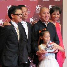 Stray Dogs: il regista Tsai Ming-Liang vincitore del gran premio della giuria a Venezia 2013