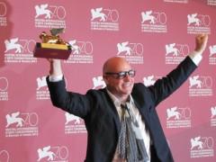 Venezia 70 - La parola a Gianfranco Rosi e gli altri premiati