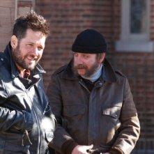 All Is Bright: Paul Rudd e Paul Giamatti nella prima immagine del film