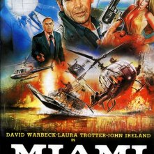 Miami Golem: la locandina del film