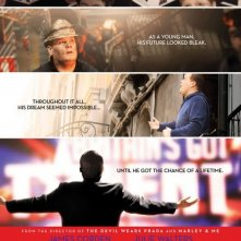 One Chance: primo poster del film